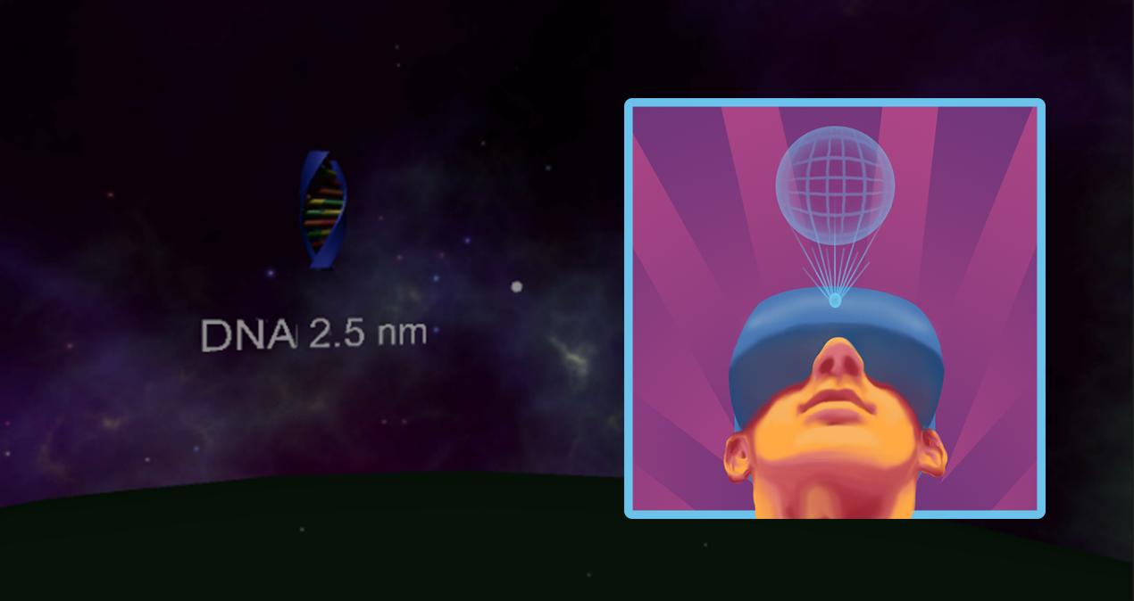 Nanoscale VR